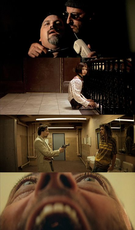 Léon: The Professional, 1994 (Luc Besson) By Ferrns