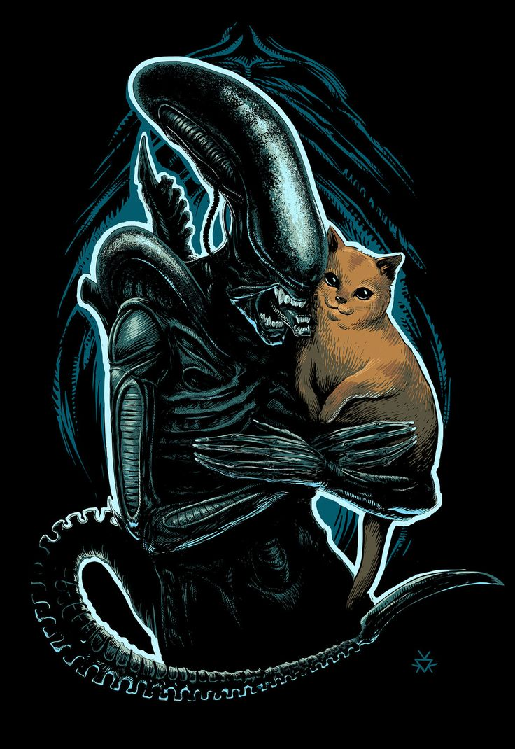The sexual organs alien substance insertion