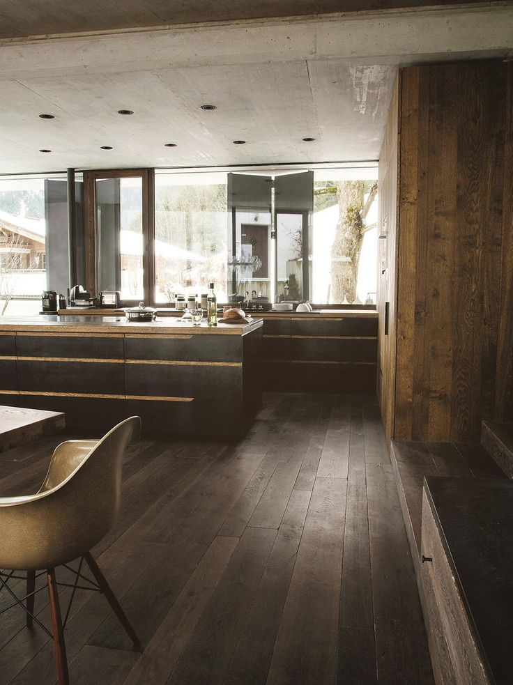 A modern chalet in Austria  Design InteriorsTyrolWabi ...