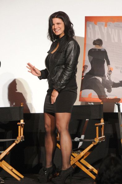 Gina carano sexy legs