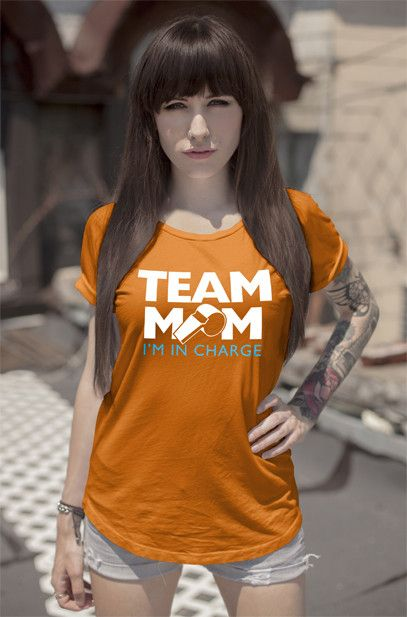 Team Mom Team Mom is a lifestyle brand, made exclusively for team moms who want to support their athlete in style. View Sizing Chart