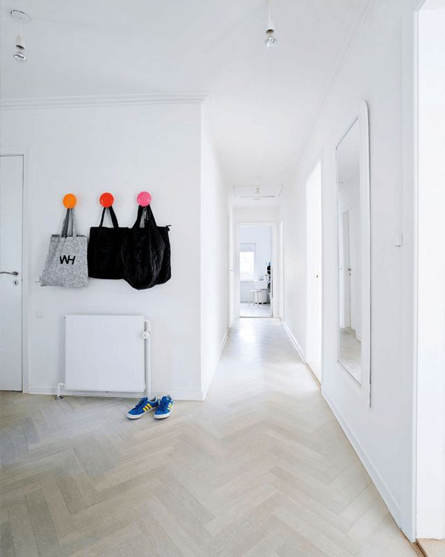House of C | Interior blog: Light and bright designers home