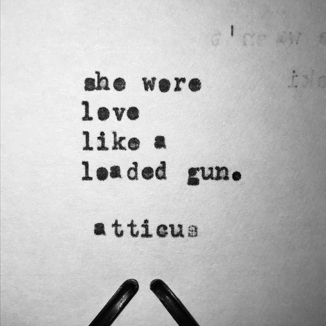 #atticuspoetry #atticus #loveherwild @laurenholub