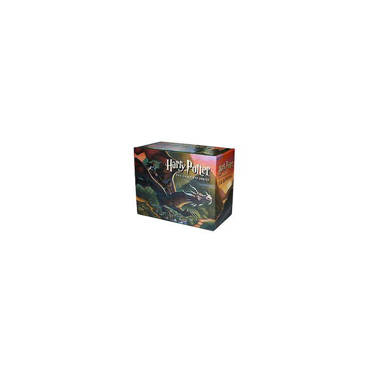 Harry Potter Book Set Target ~ Best harry potter box set ideas on pinterest