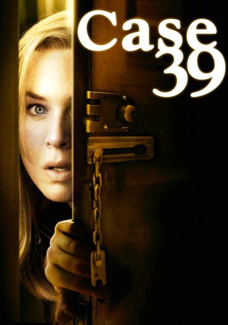 Case 39 - Review: Case 39 was totally underrated and deserved a little more shine. We have a kind woman who works in cases… #Movies #Movie