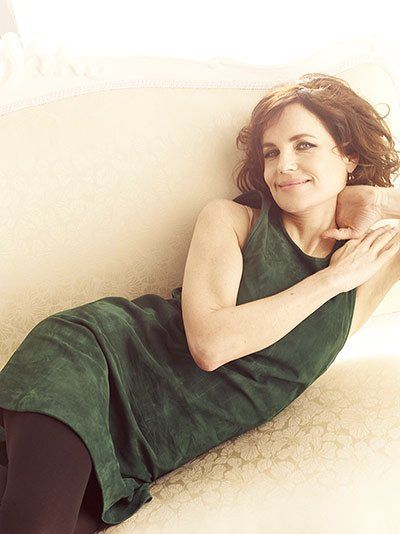 Elizabeth McGovern - in pictures