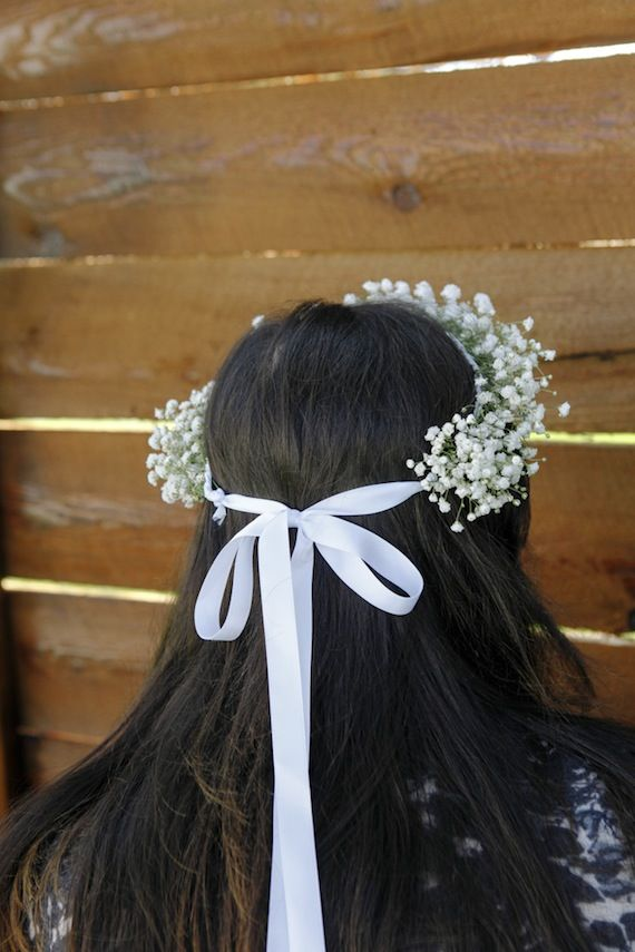 diy floral crown on minted.com/julep today!