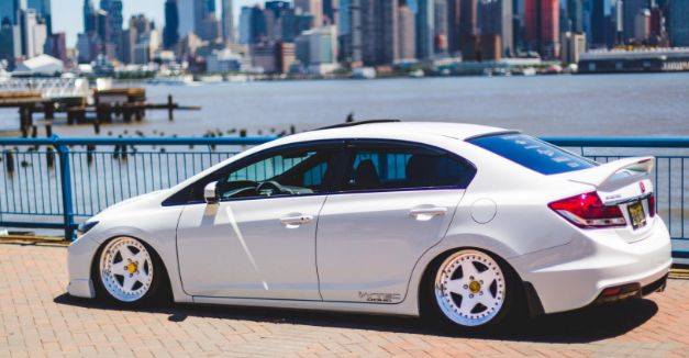 Gambar Dan Foto Modifikasi Mobil Honda Civic Terpopuler
