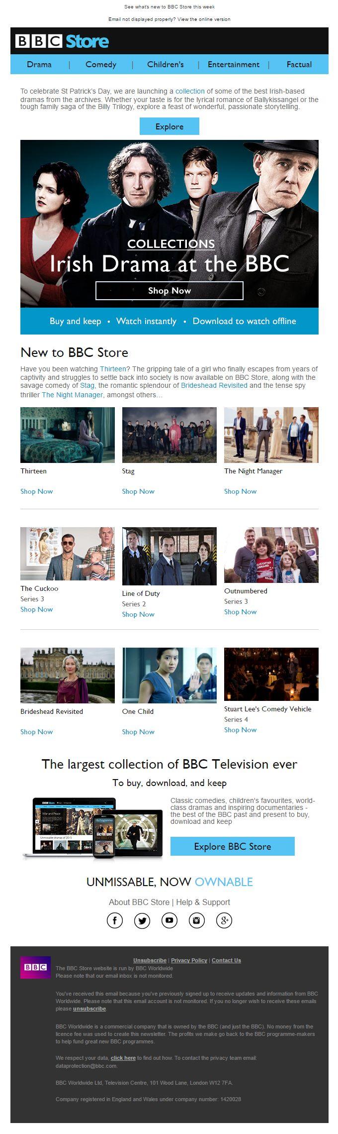 bbc d day drama