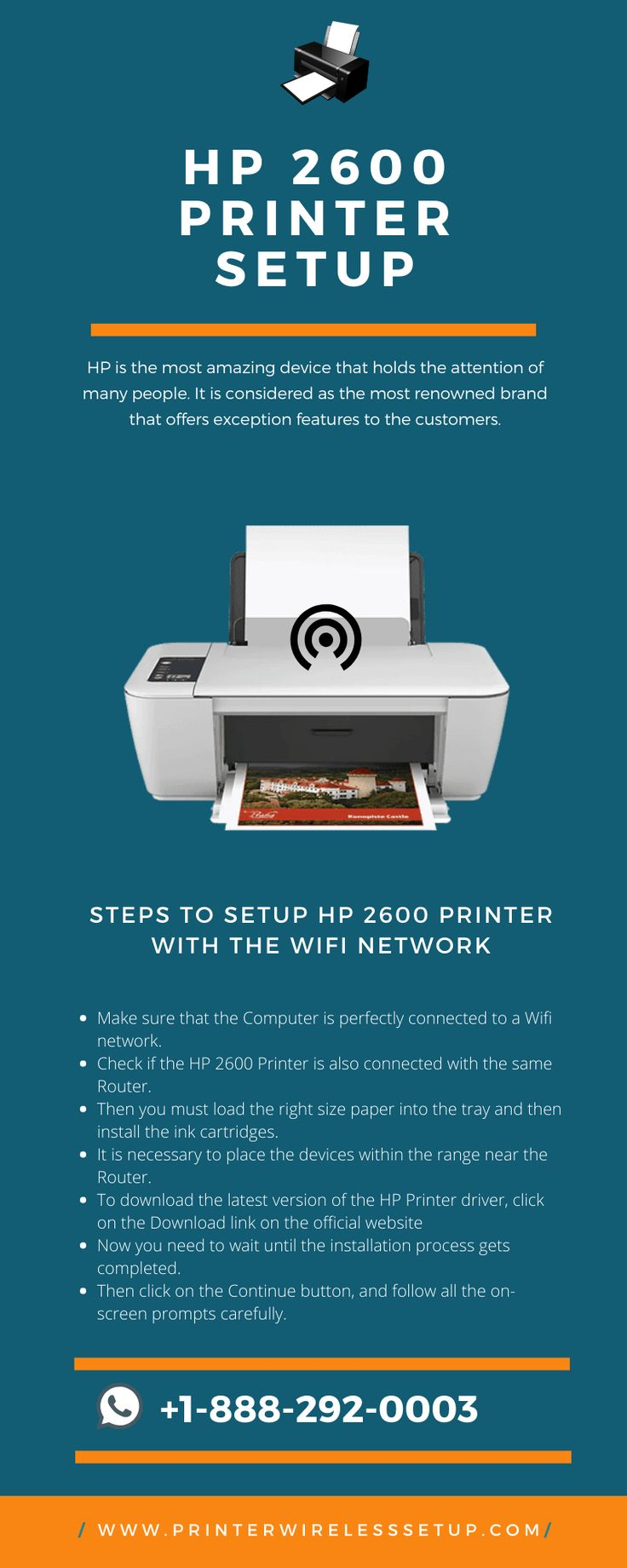 HP 2600 Printer Installation Download (With images