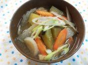 沢山お野菜がとれる!具だくさんの味噌汁♪ レシピ・作り方 by aka.ru☆|楽天レシピ