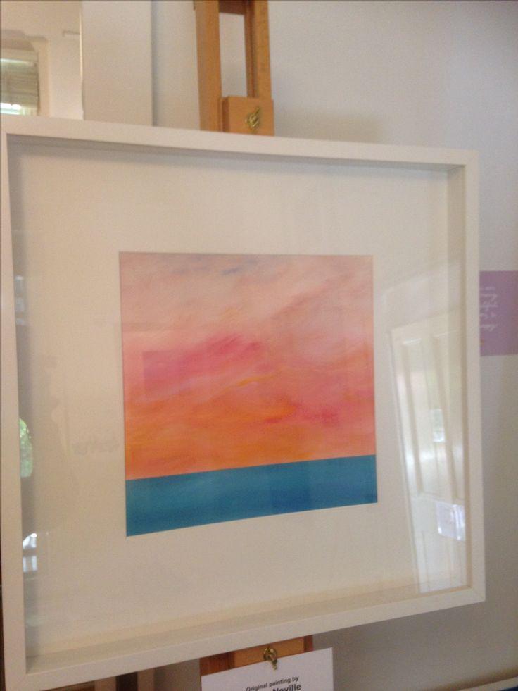 A - example of framed art 1.5