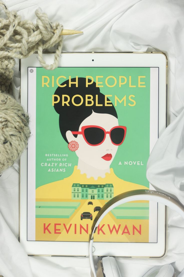 Not only did I read Crazy Rich Asians ,from my autumn #readinglist, I finished the entire series over the weekend. Rich People Problems was perfect ending to this high fashion, vapid, and hilarious bunch I grew to adore. #bookshelf