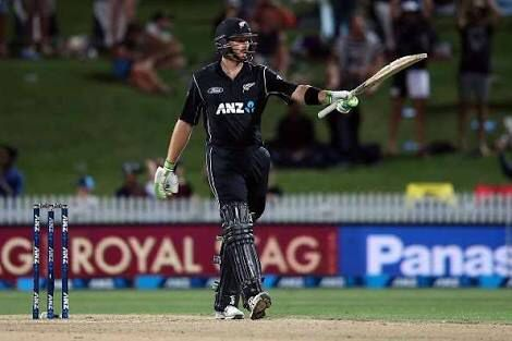 Here Are Few More Pics From The 4th ODI Between New Zealand And South Africa Played Yesterday 2017-03-01 At Seddon Park; Hamilton. New Zealand Won The Match By 7 Wic