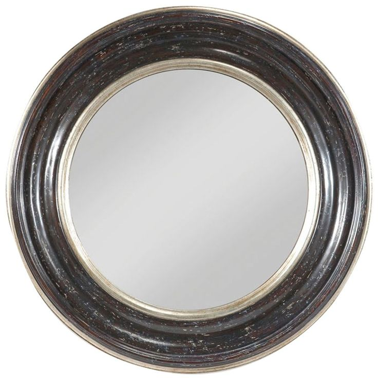 Best 25+ Black round mirror ideas on Pinterest | Entrance ...
