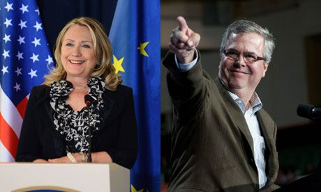 bush v. clinton in 2016? New World Order Dream Matchup Being Touted As 'Inevitable' 12-17-14 The next presidential election is still nearly two years away, and yet the mainstream media is already telling Americans who they are supposed to vote for. Now that Jeb Bush has all but officially declared that he is running for … Continue reading →