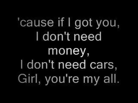 With You - Chris Brown I remember being sung these words…