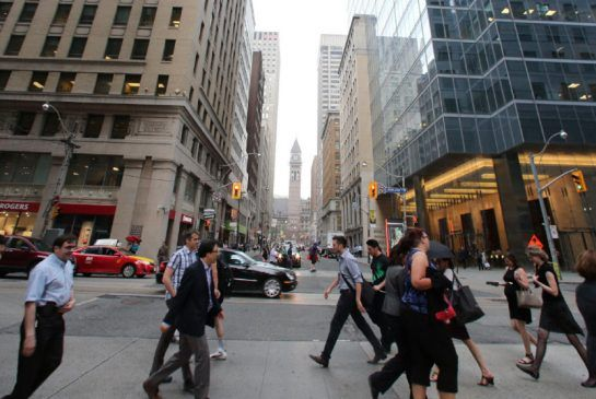 Blitz finds nearly half of companies with interns break law:  A provincial Labour Ministry inspection blitz found 42 per cent of companies with interns were breaking the law.  (Toronto Star 30 September 2014)