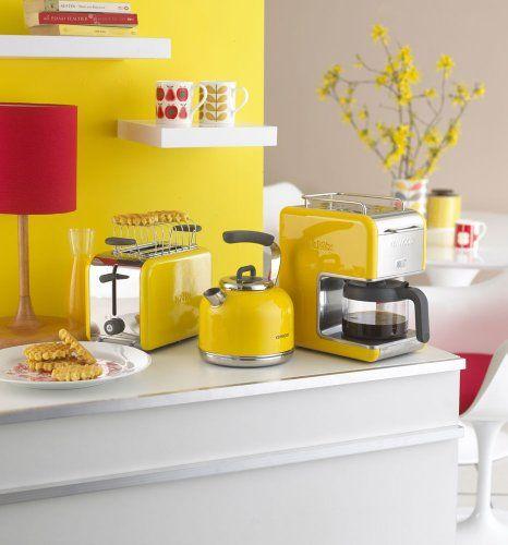 Gelbe Küche #goldentoast