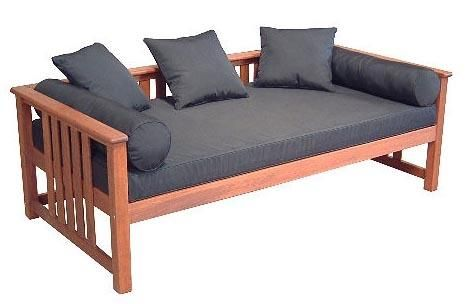 Prestige Timber Day Bed