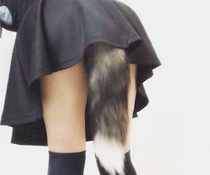 1000 Ideas About Fox Tails On Pinterest Wolf Tail Fox