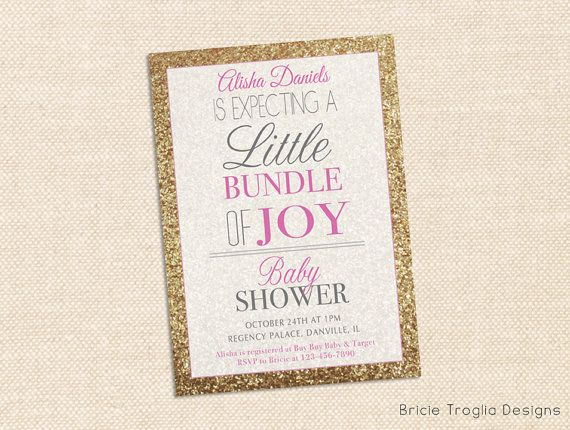 191 best Baby Shower images on Pinterest Baby girl shower Baby