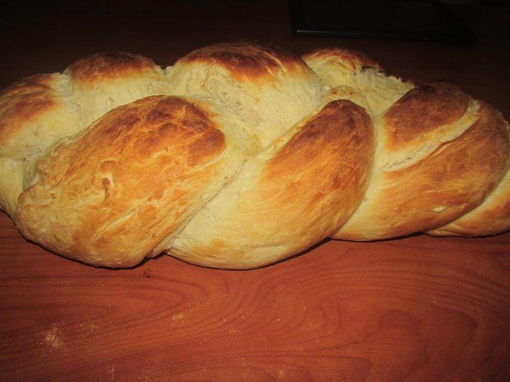 Challa bread recipe