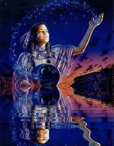 Los guerreros del arcoiris-Indios-profecias-Sabiduria-chamanismo
