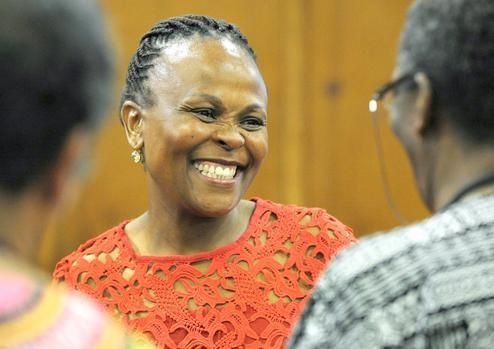 Public Protector remains silent in climate of corruption.  Why has Busisiwe Mkhwebane not acted against allegations of abuse of power by ministers or public officials which have emerged ...