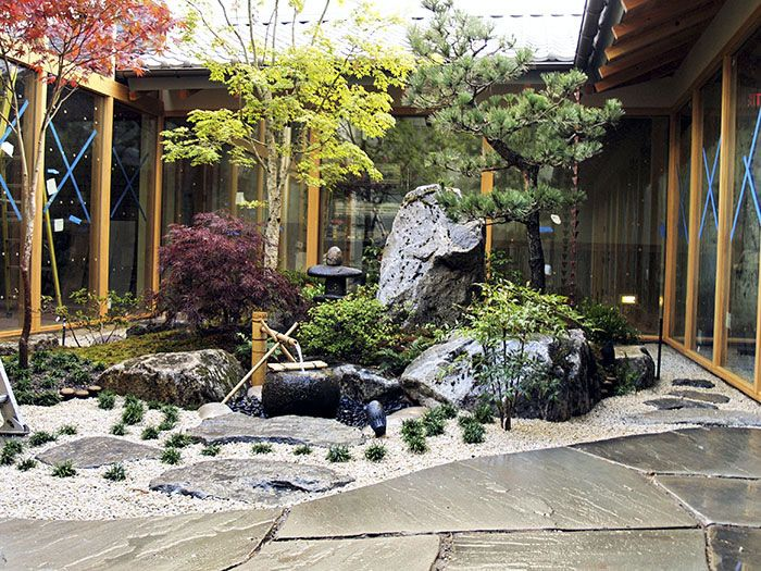 70 best images about front yard landscaping on pinterest for Small front yard japanese garden