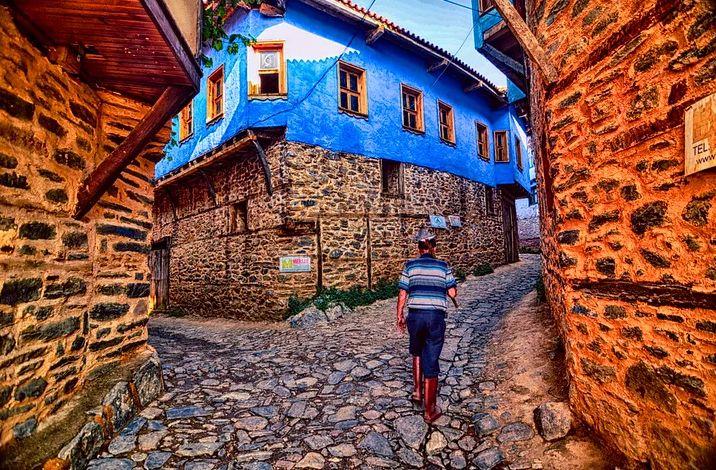 Bursa-Cumalıkız Köyü  Fotoğraf, Gökhan Güzeltepe.