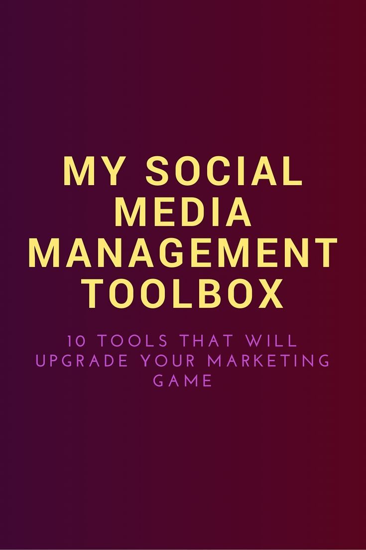 One factor that is crucial to your success as a digital marketer or social media manager are the tools that you use to create your content, automate your activity, and distribute your content. I have been managing social media accounts for about 8 years now and here are some of my favorite tools that I am currently using in my social media management toolbox. www.eazl.co