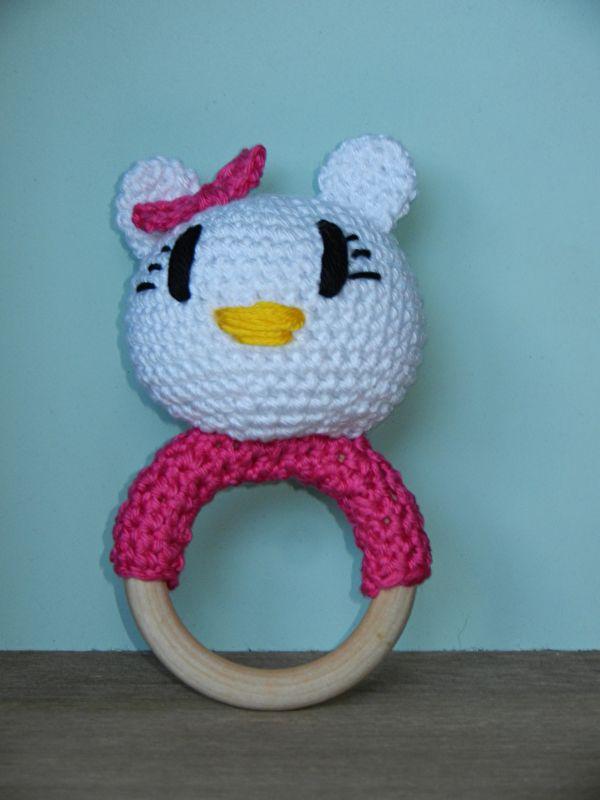 Hello Kitty rammelaar