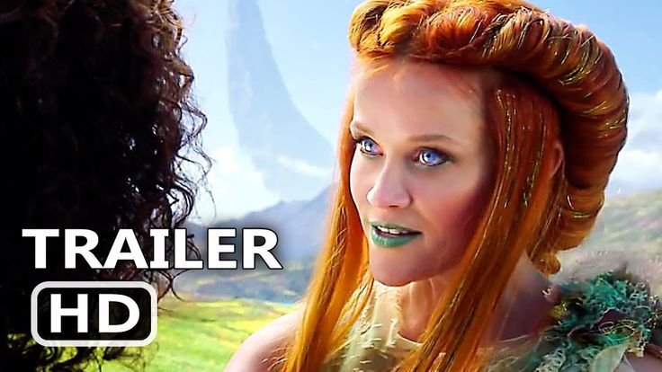A Wrinkle In Time Official Trailer # 2 (2018) Chris Pine New Disney Movi...