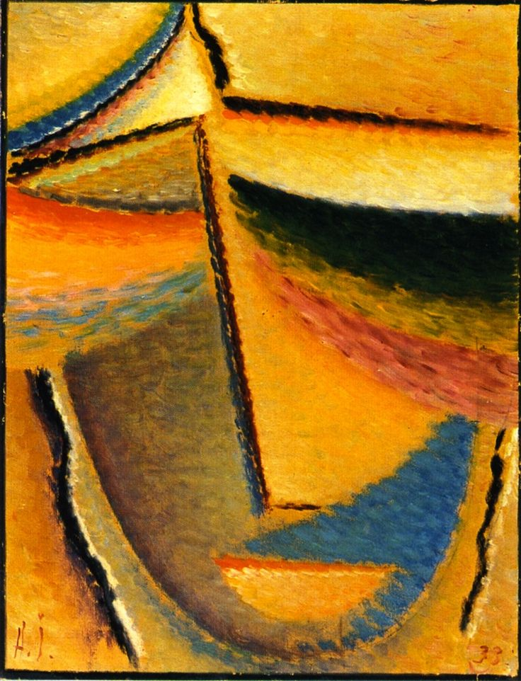 17 best images about jawlensky art on pinterest artworks for Most beautiful abstract art