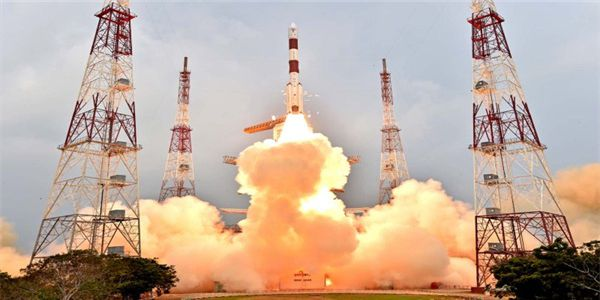 ISRO Sets 22 Satellites In A Single Mission   India is good to go to program history by discharging a rundown assortment of 22 satellite television, for example, an assortment of little and new ipod nano ones from outside countries, in one and only goal in May this year.