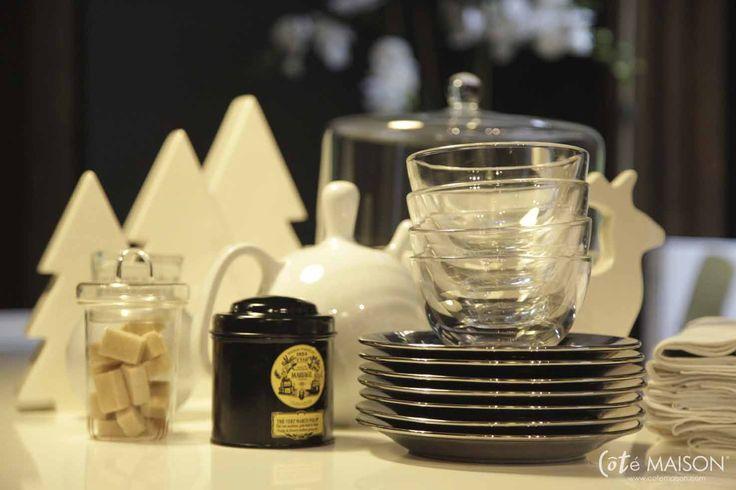 Tea Time et Muffins de Noël Noel, Idée recette, Sachet