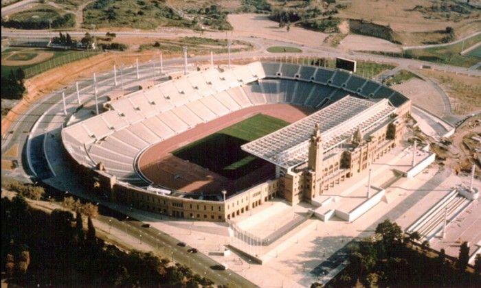 Stade Olympique Lluís-Companys http://www.ostadium.com/stadium/114/stade-olympique-lluis-companys