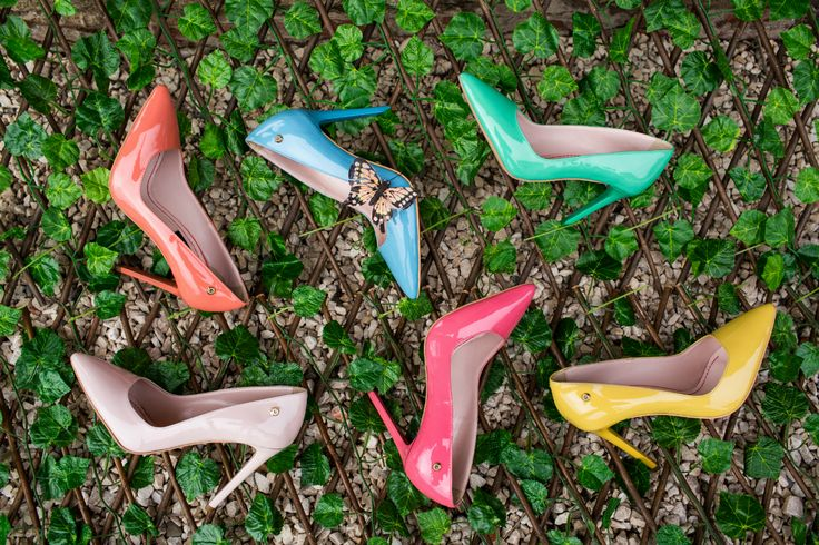 The colors of...stiletto