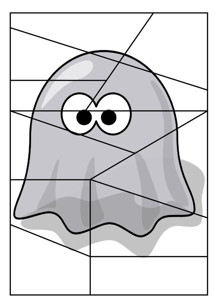 * Puzzel: Ghost....