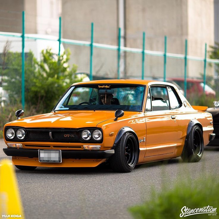 Best Hakosuka Images On Pinterest Japanese Cars Nissan