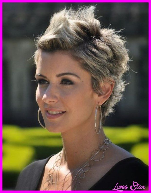 Really short funky haircuts for women Hairstyles