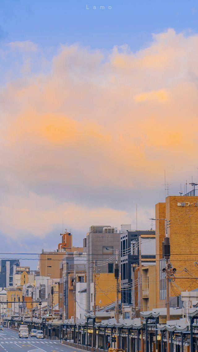 خلفيات خلفية اسيثتك كوريا خلفيات كورية كوريا الجنوبية خلفيات جوال Wallpaper Wallpapers Hd Wallpapers Scenery Wallpaper Sky Aesthetic City Aesthetic