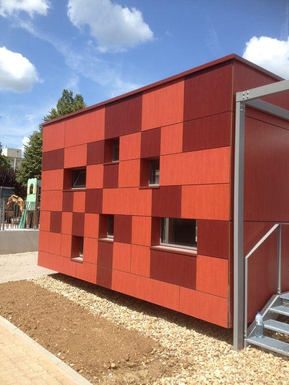 Extension du restaurant scolaire du Crot Cizeau, Varennes Vauzelles ...