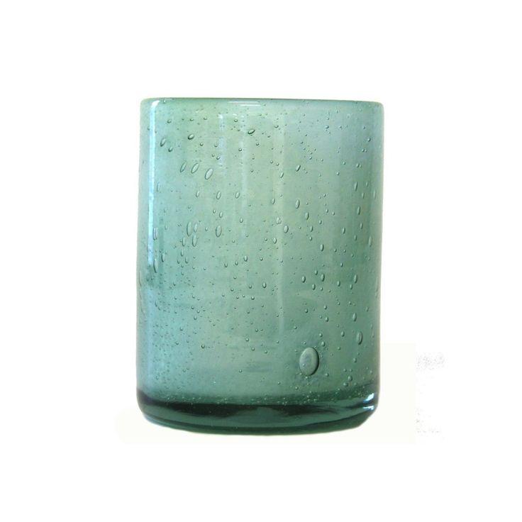 Cylinder vase til Fyrsfadslys