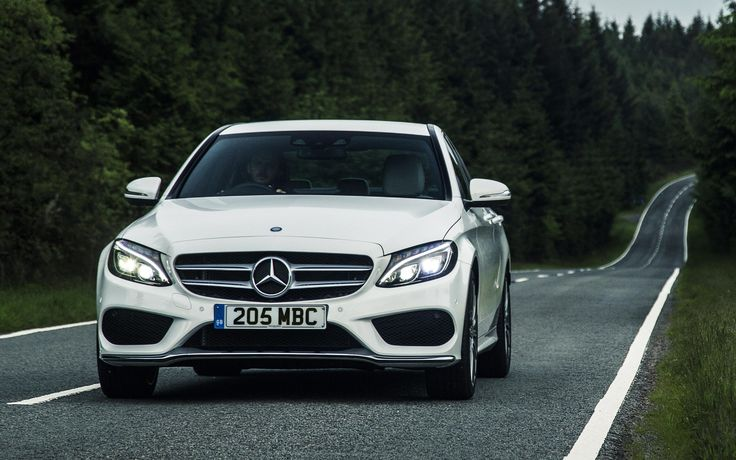 Mercedes C-class review: this, or a Jaguar XE?