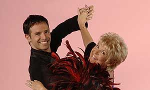 Strictly Come Dancing 2005: Gloria Hunniford & Darren Bennett