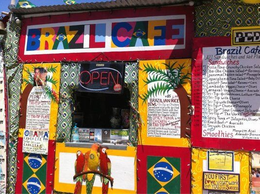 Brazil Cafe | Berkeley - About