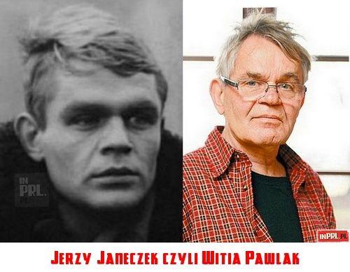 Jerzy Janeczek czyli Witia Pawlak