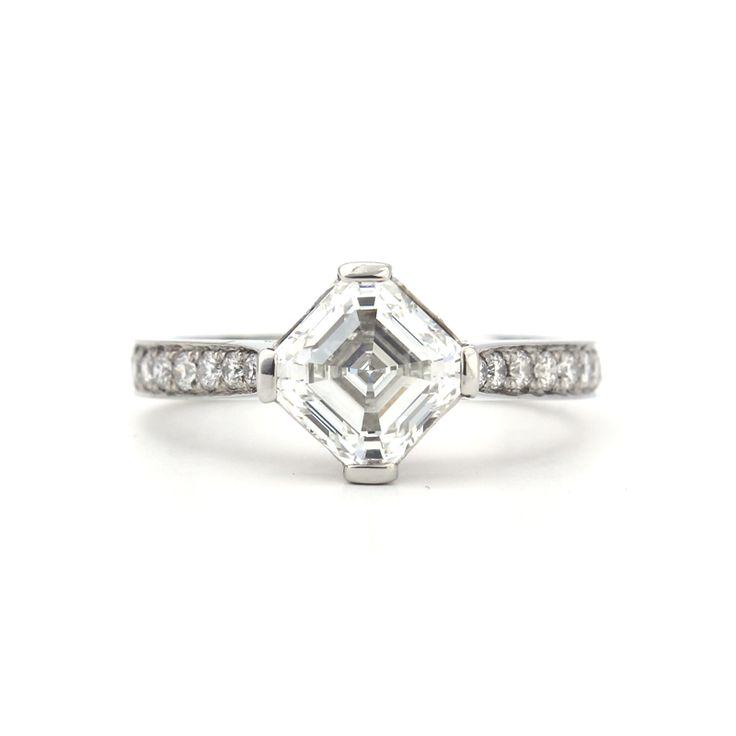 Meredith Engagement Ring – Kate McCoy